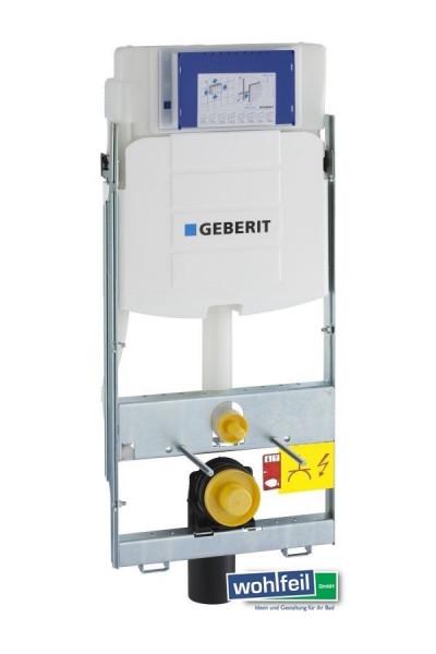 Geberit GIS Wand WC Montageelement mit Unterputz Spülkasten