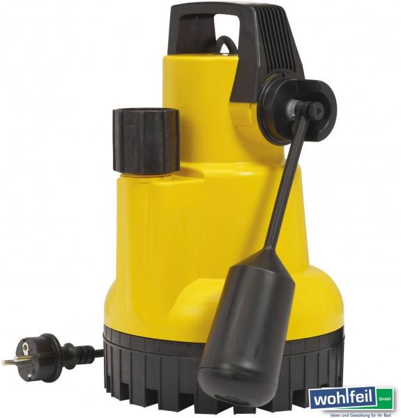 Schmutzwasserpumpe KSB Ama-Drainer N 301 mit Schwimmerschalter