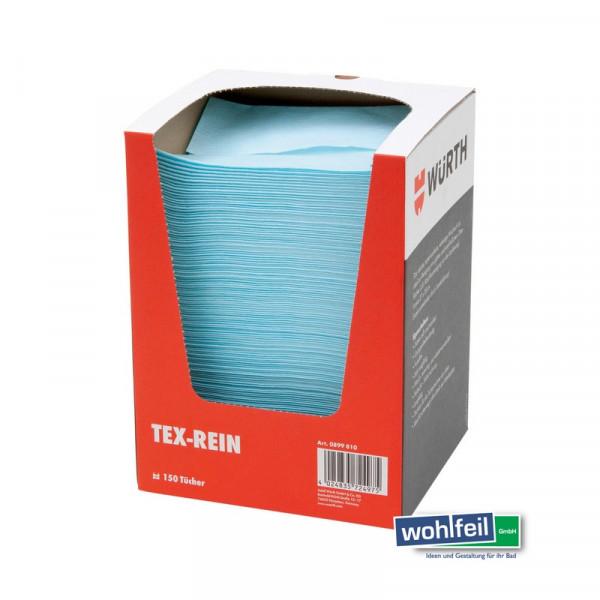 Würth Reinigungstuch Tex-Rein