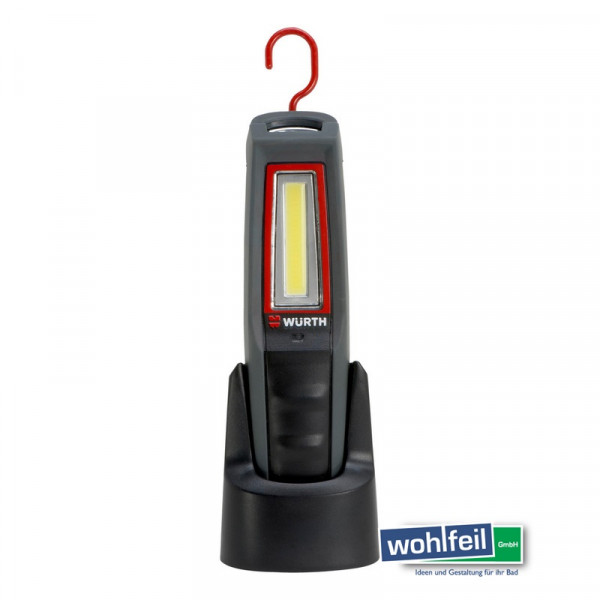 Würth Akku-LED-Handleuchte WLH 1+1 Premium