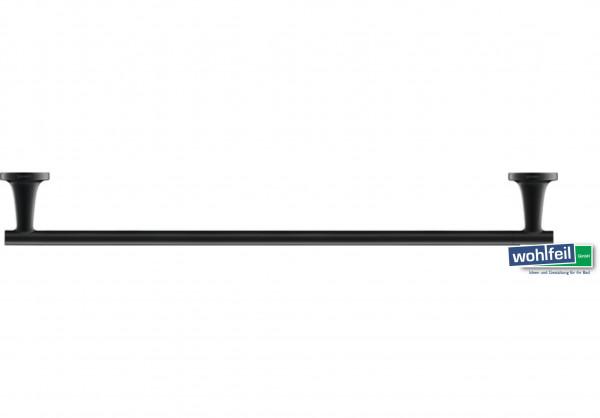 Duravit Badetuchhalter 600mm Starck T Schwarz Matt