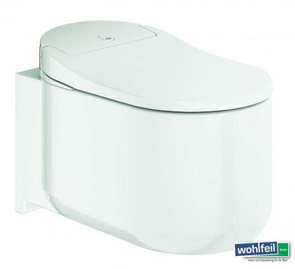 Grohe Sensia Arena Dusch WC komplett, wandhängig für UP Spülkasten, weiß