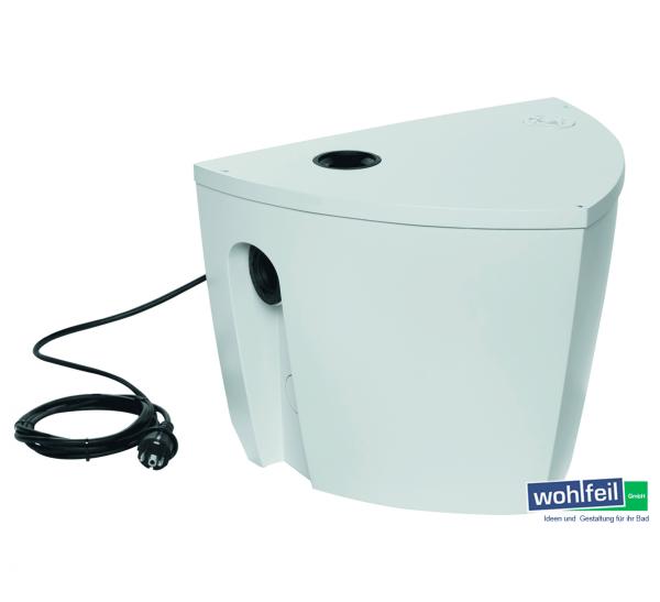 Schmutzwasserhebeanlage KSB Ama-Drainer- Box Mini AD 301 SE Ueberflur