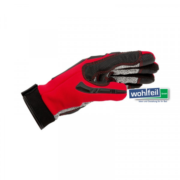 Würth Mechanikerhandschuh Cut plus