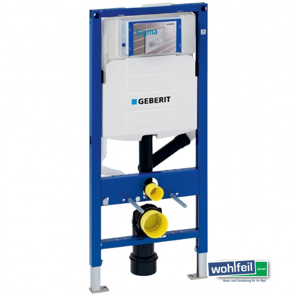 Geberit Wand-WC-Montageelement Duofix/Duofresh BH1120mm