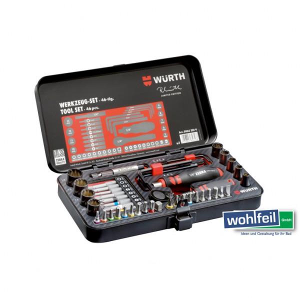 Würth Werkzeug Set Limited Edition