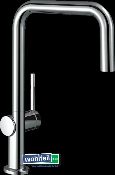 Hansgrohe Spültischmischer U 220 Talis M54 1jet - chrom